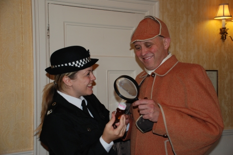 Who Killed his Lordship Team Building Murder Mystery