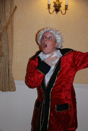 Who Killed His Lordship Murder Mystery Event