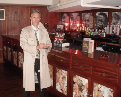 The Murder Mystery Company Sherlock-Themed Events London