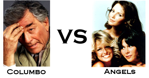 Colombo vs All 3 of Charlie's Angels